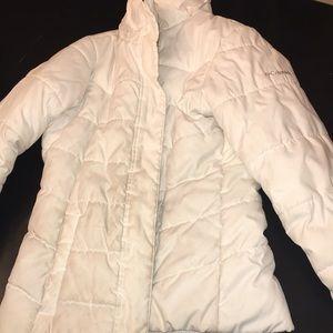 Columbia White Jacket